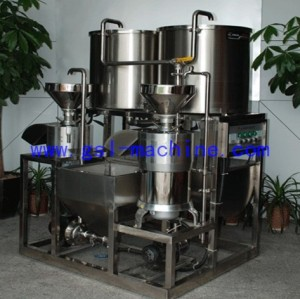 commerical use large model Soymilk production equipment Soymilk machine Soybean milk Soybean Grinding machine