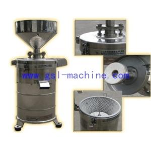 Soybean grinding machine soybeans milk Maker - Soybean Grinding Separating machine - Soymilk