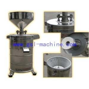 Soybean grinding machine soybeans milk Maker - Soybean Grinding Separating machine - Soymilk