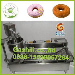 hot selling small business China manufacture stainless steel donuts machine