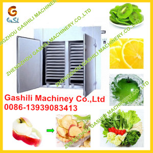 new type stainless steel fruit &vegetable drying machine