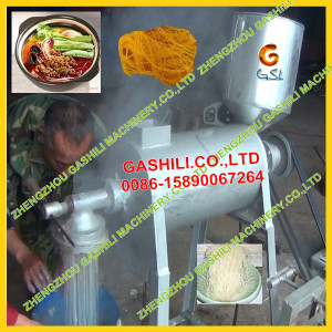 304 Stainless steel large capacity rice noodle making machine