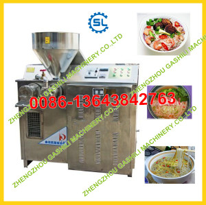 304 Stainless steel large capacity rice noodles making machine