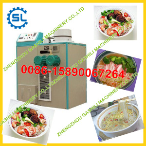 hot selling family commercial rice noodles making machine