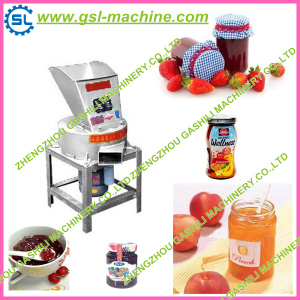 Fruit and vegetable single road beating machine