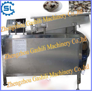 Hot selling multifunctional stainless steel quail egg processing machine