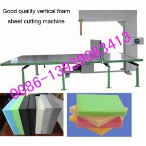 Vertical Foam Sheet Cutting Machine made in China