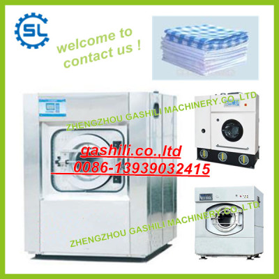 China manufacturer big capacity low cost clothes dry cleaning machine