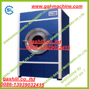 Semi automatic single barrel Stainless steel clothes  drying machine