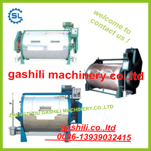 hot selling stainless steel clothes  big capacity water rubbing machine
