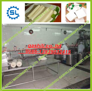 Hot selling low cost tofu making line