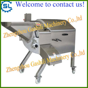 Hot selling stainless steel vegetable dicing machine