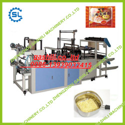 Automatic good quality Instant noodle bag making machine