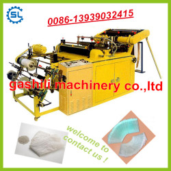 Best selling roll of film bag making machine