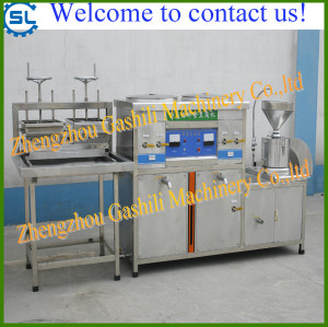 Hot selling stanless stell tofu making machine