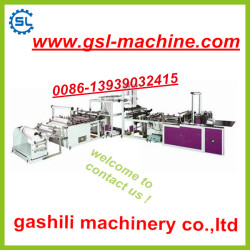 computer multi-functional non-woven bag making machine