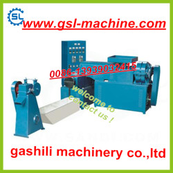 Electronically controlled dry and wet granulating machine group