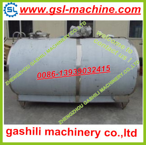 Attractive price milk cooling tank