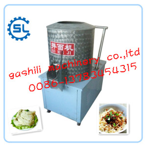 New type high efficiency stainless steel dough mixing machine