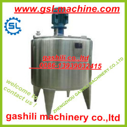 Hot selling milk shear and boiling pot