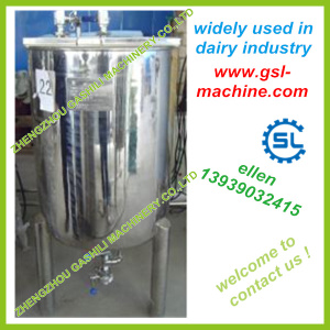 Hot selling Insulation milk sterilization disinfection tank