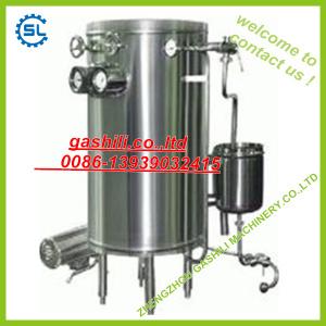 Great quality instantaneous milk sterilization machine