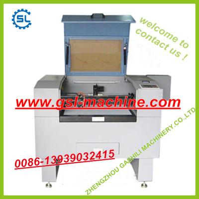 Hot selling Laser cutting paper machine