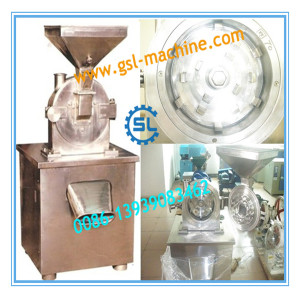 High quality Stainless steel brittle materials pulverizer