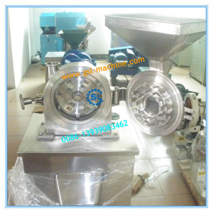 High quality Stainless steel Chinese herbal medicine  pulverizer