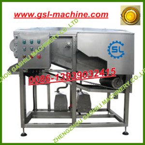 Electric cooking flower seed oil filter machine