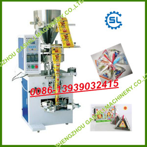 Flavouring Automatic triangle granule packaging machine
