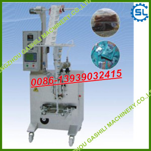 No viscous fluid state Automatic liquid packaging machine