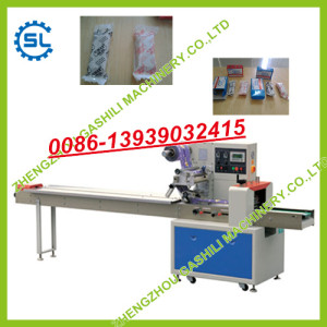 Double frefuence controller daily paper box sealing machine