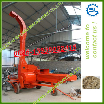Factory price 5-8t/h hay cutter