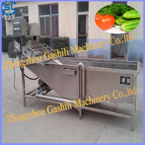 Stainless steel CE certification bubble washing machine