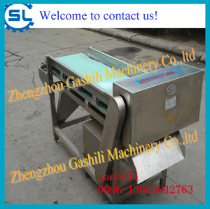 Stainless steel attractive selling mushroom slicing machine