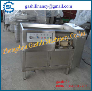 stainless steel multi-functional frozen meat dicing machine