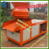 Factory price automatic straw coal machine