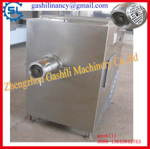 Factory manufacture CE certification frozen meat grinder machine