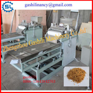 Factory manufacture CE certification peanut crushing machine