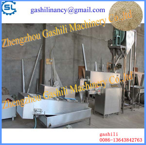 Newly development CE certification sesame washing machine