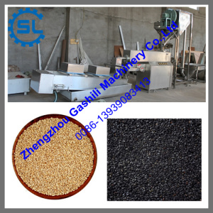 high performance sesame cleaning and drying machine