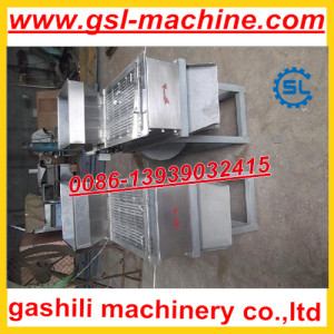 200kg/h roasted peanut red skin peeling machine