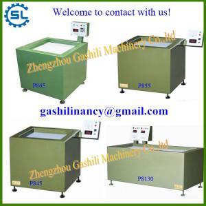 Super effective high polishing rate magnetic polishing machine