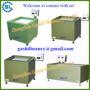 Super effective high polishing rate magnetic polishing machine