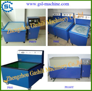 Stable operation excellent design hardware polishing machine