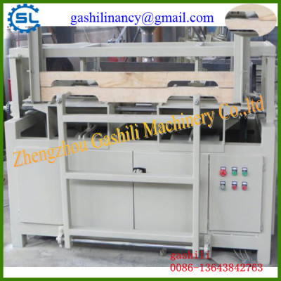 Popular using high efficiency for packing goods automatic wooden pallet notching machine