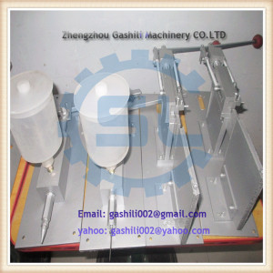 Factory selling price cheap easy operat Semi-automatic ballpoint pen making machine