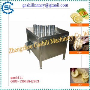 Stainless steel used for all kinds of fruits automatic fruit slicing machine