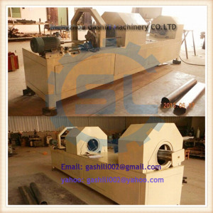 Square paper tube making machine